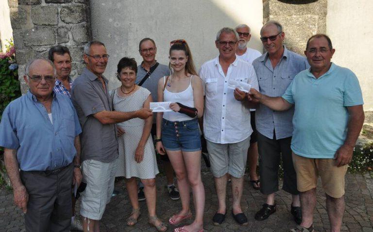 Read more about the article Surzur. L'association Sed & Moi aidée par le Cheval breton