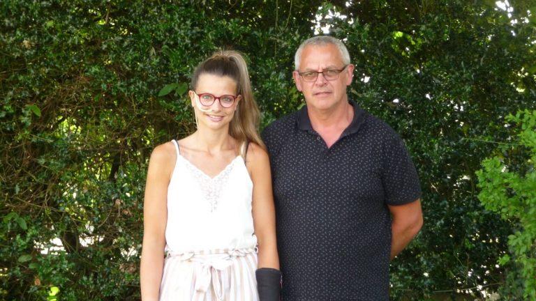 Read more about the article Eloise malade va pouvoir reprendre ses études