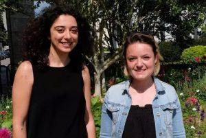 Read more about the article Les Vannetaises Milène et Anne-Lise à l'assaut du désert marocain
